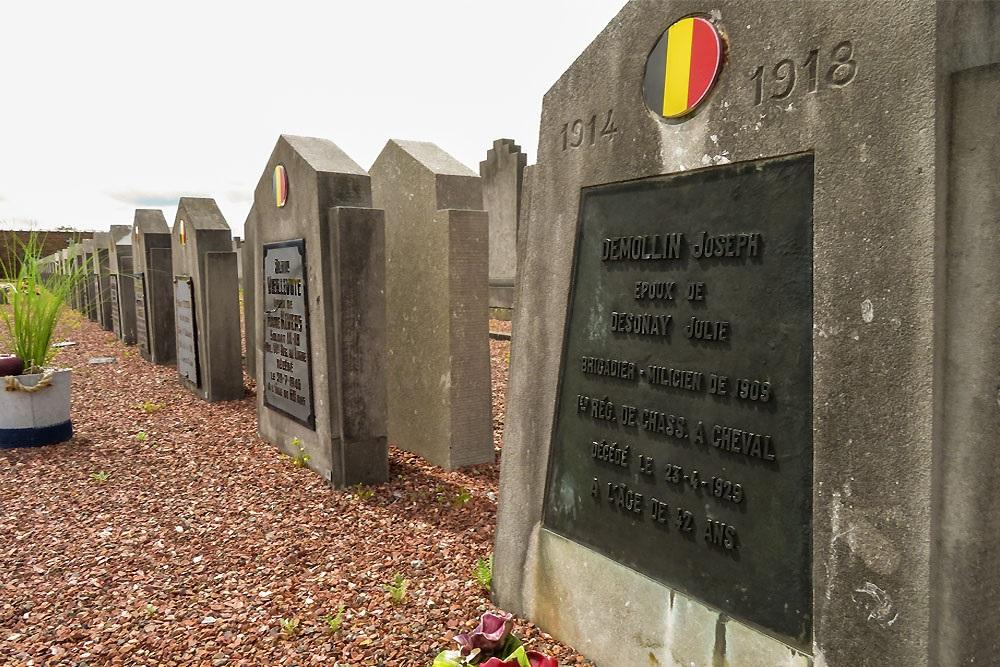 Belgische Oorlogsgraven Aubel