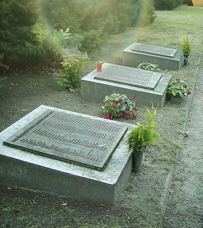 German War Graves Heinersdorf