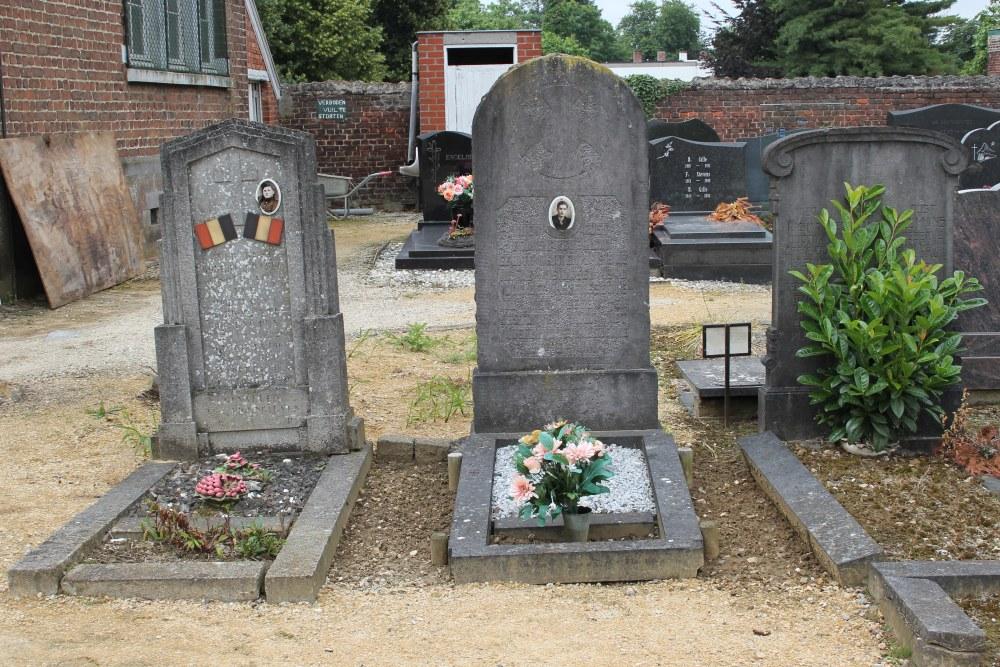 Belgian War Graves Bertem