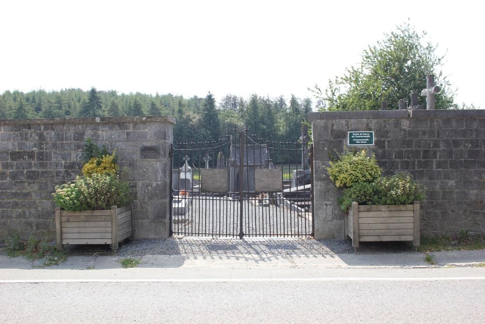 Municipal Cemetery Haversin