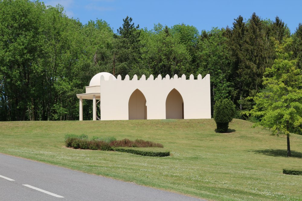 Memorial to the Muslim Soldiers