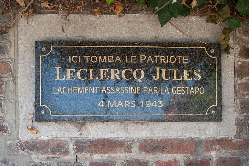 Memorial Jules Leclercq