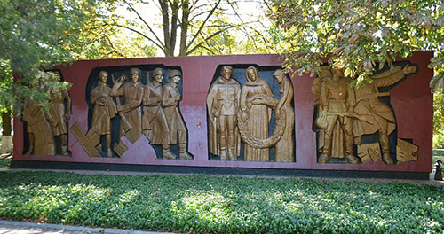 Mass Grave Victims National Socialism
