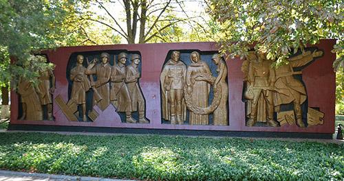 Massagraf Slachtoffers Nationaal-socialisme