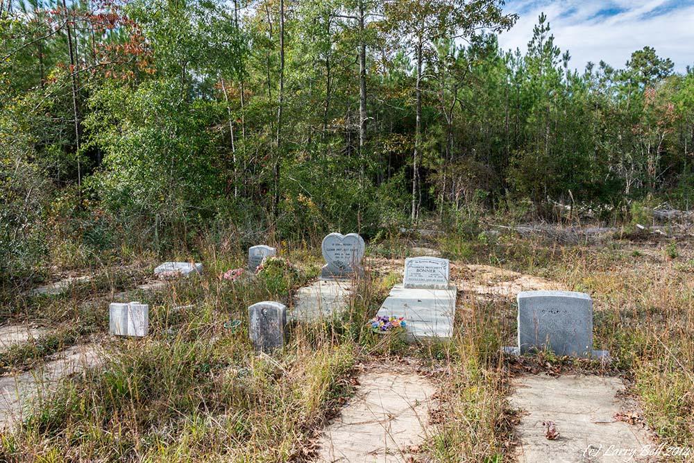 Amerikaans Oorlogsgraf McCaskill Cemetery