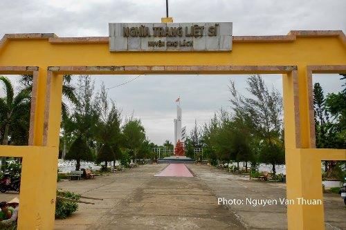 Militaire Begraafplaats Cho Lach