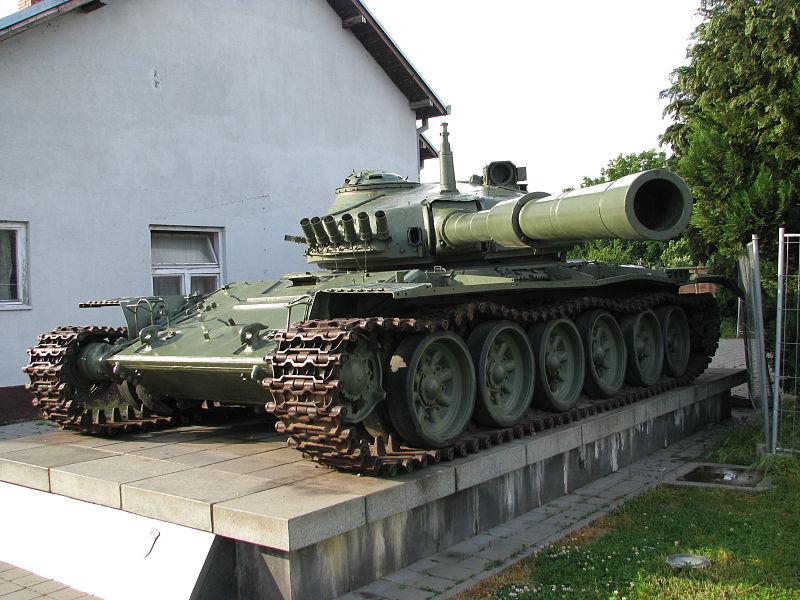 M-84 Tank - Vukovar - TracesOfWar.com