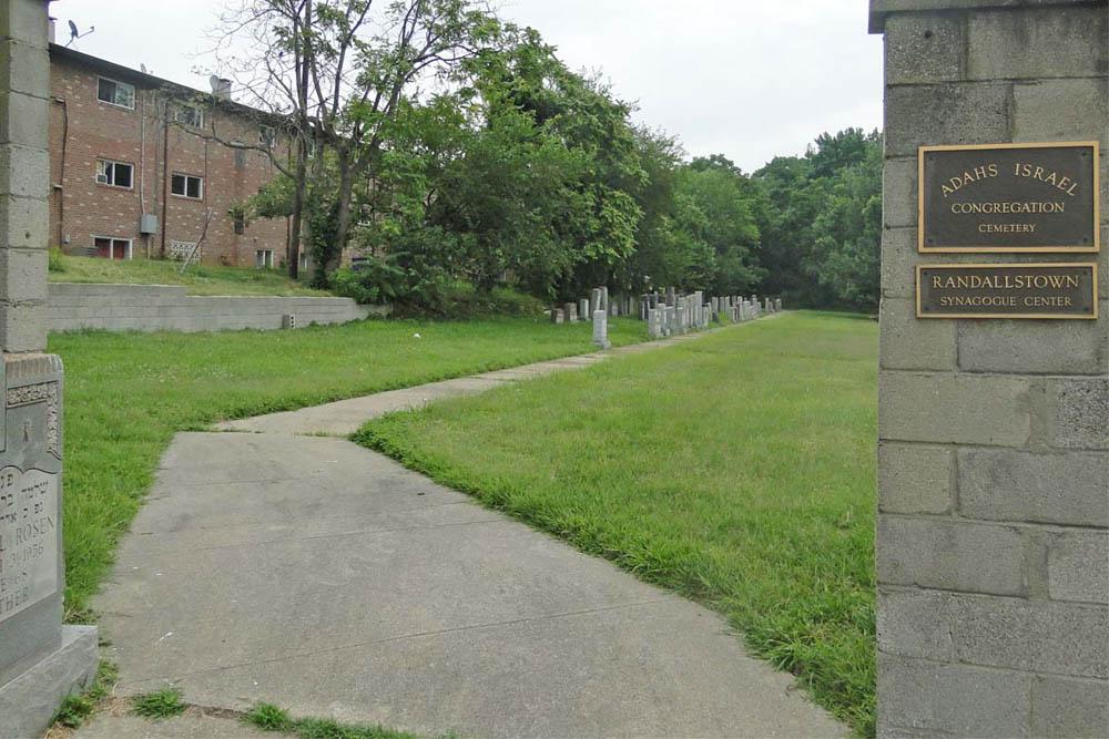 American War Graves Adahs Israel Congregation Cemetery