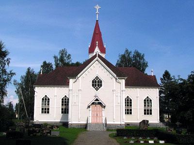Finse Oorlogsgraven Reisjärvi