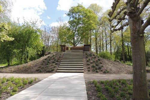 Bunker 1 Stützpunkt Brünhild 'Park Toorenvliedt'