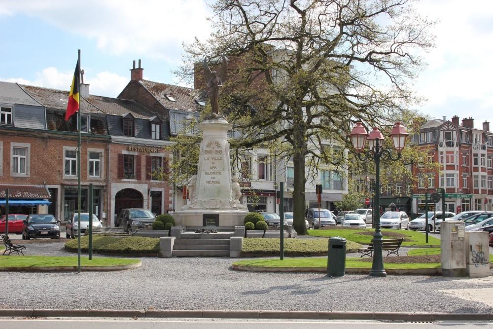 War Memorial Spa