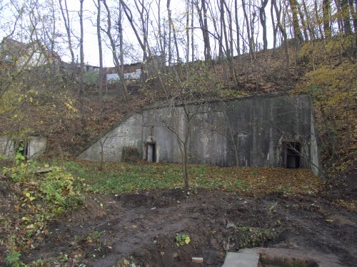 Kaunas Fortress - Russian Battery