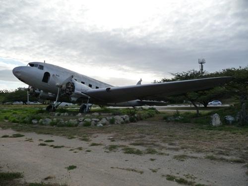 DC-3 Vliegtuig