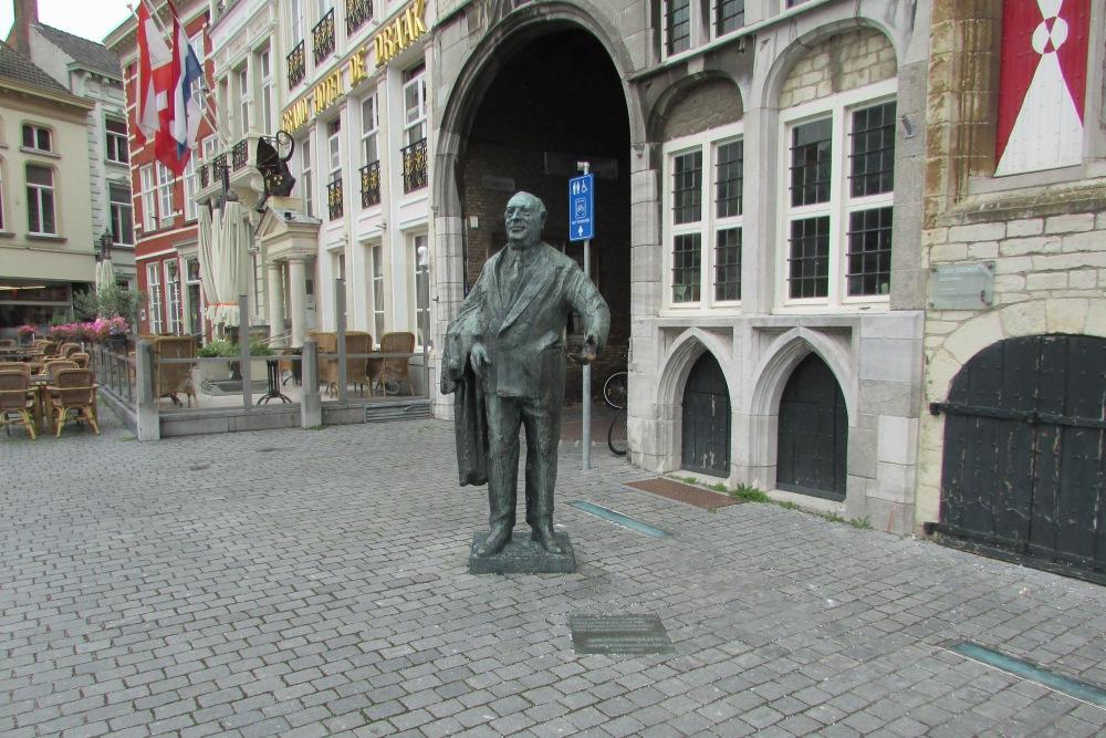 Monument Anton van Duinkerken