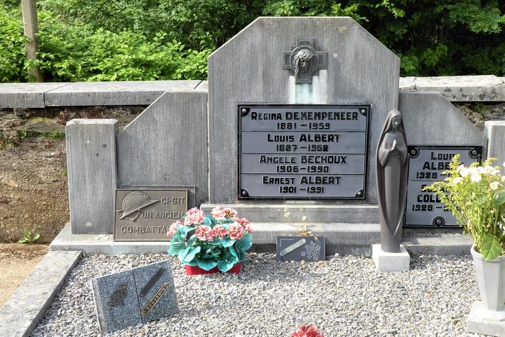 Belgian Graves Veterans Chiny