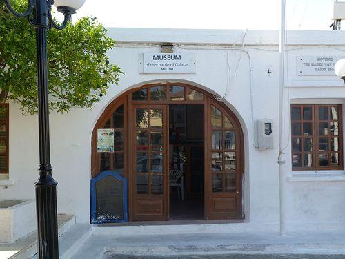 Museum 'Battle of Pink Hill' Galatas