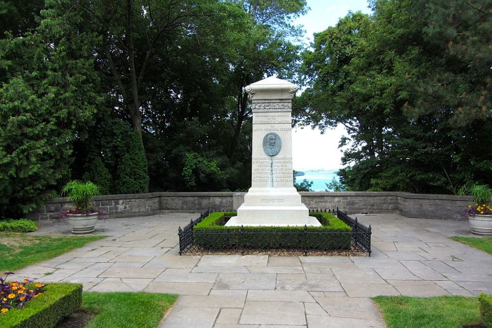 Monument Laura Secord