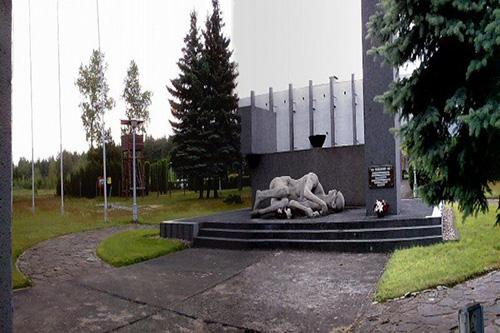 Monument Stalag Luft III
