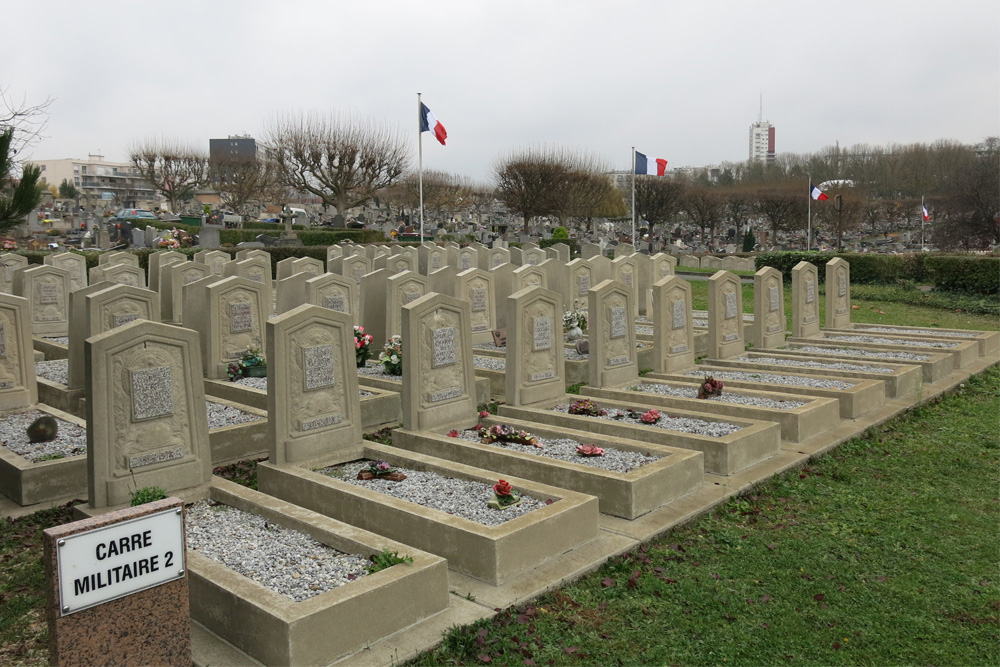 French War Graves Montreuil
