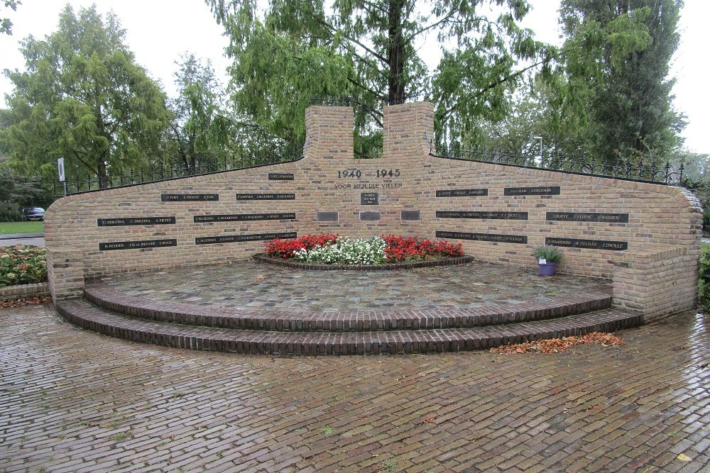 War Memorial Staphorst