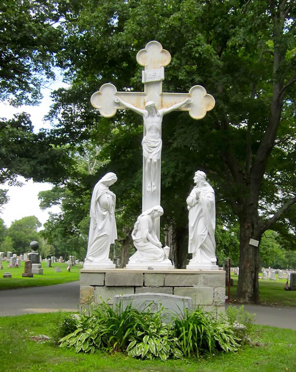 Amerikaans Oorlogsgraf Saint Patrick Cemetery