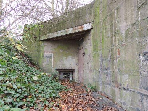 Bunker 11 Stützpunkt Brünhild 'Park Toorenvliedt'