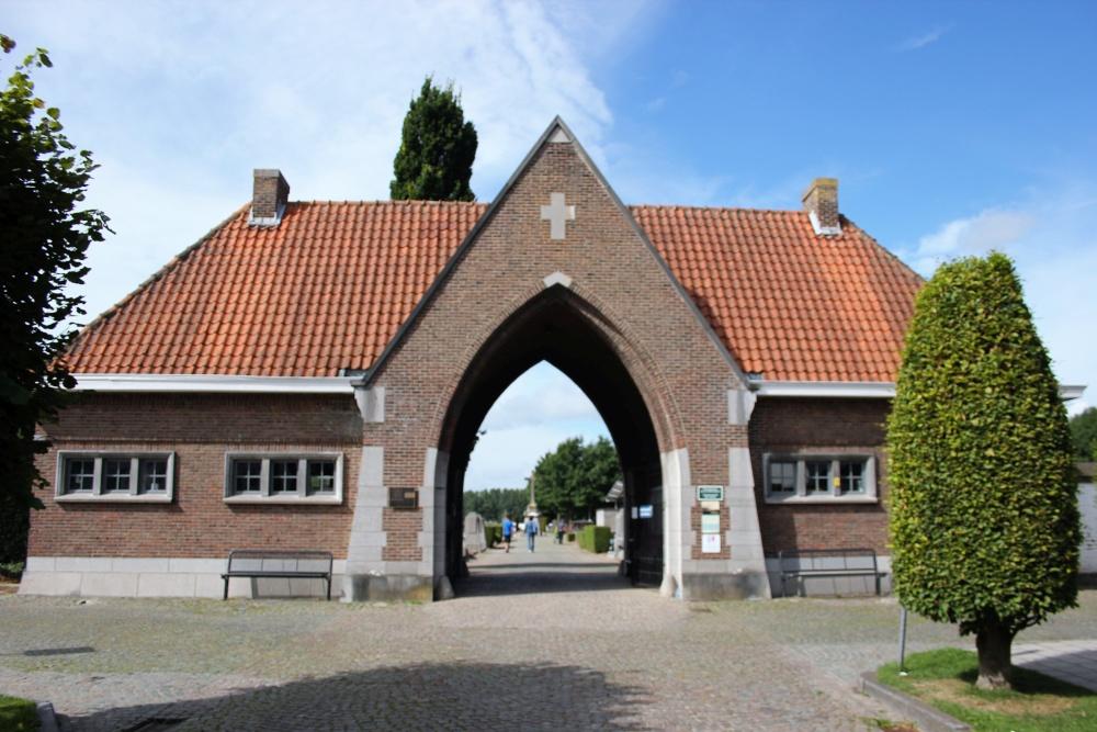 Gemeentelijke Begraafplaats Aalst