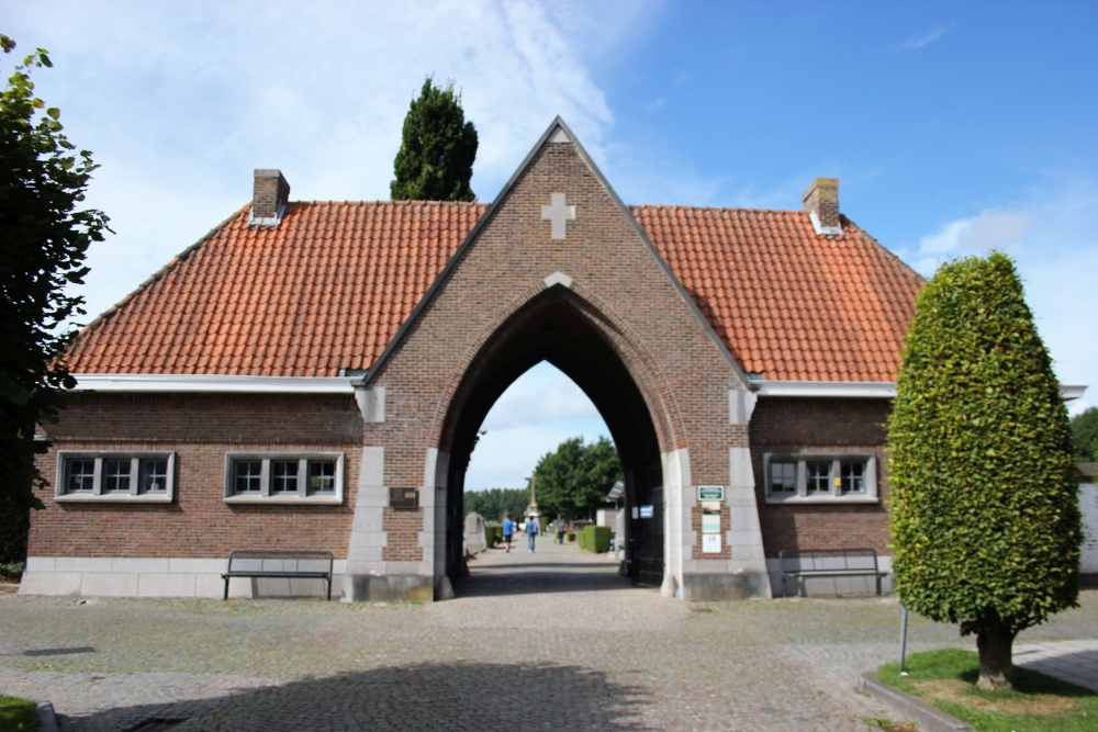 Municipal Cemetery Aalst