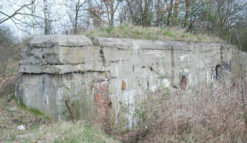 Festung Breslau - Infanterie Stutzpunkt 8 (I.St.-8)