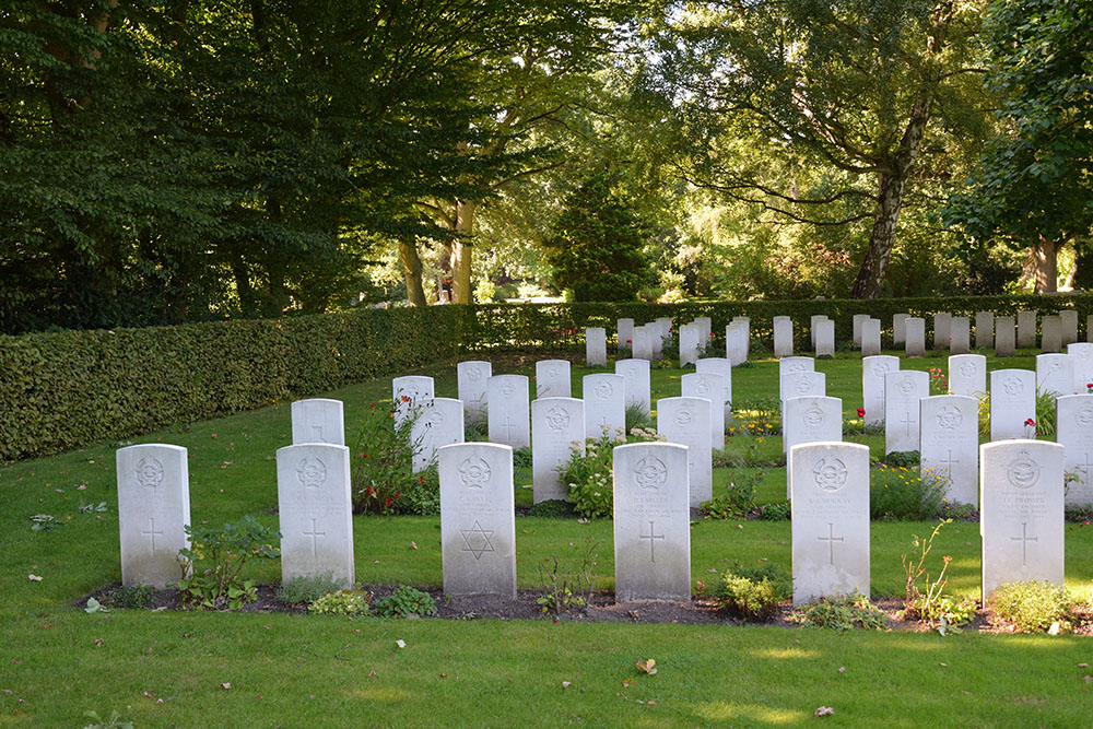 Polish War Graves Kiel
