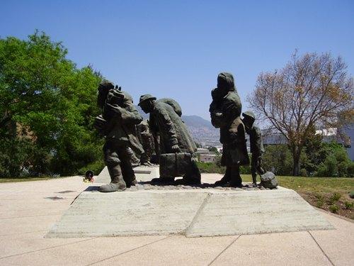 Holocaust Monument Karmiel