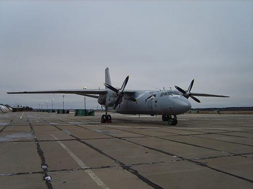 Vliegveld Siversky