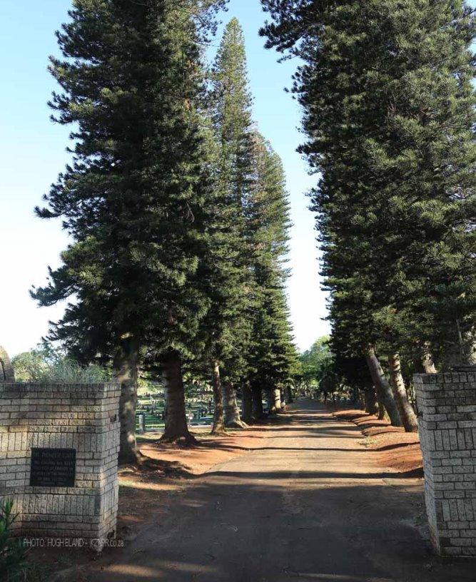 Commonwealth War Graves Empangeni Cemetery