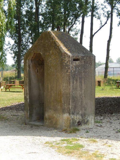 Stützpunkt Dorsch - Guardhouse