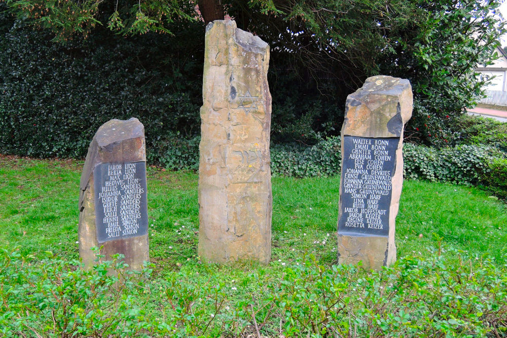 Jewish Memorials Kaldenkirchen