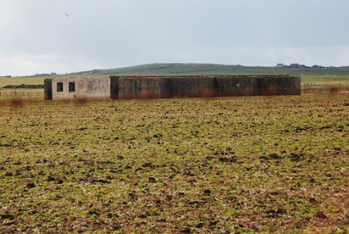 Remains RAF Skeabrae