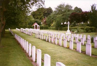 Commonwealth War Cemetery Brunssum