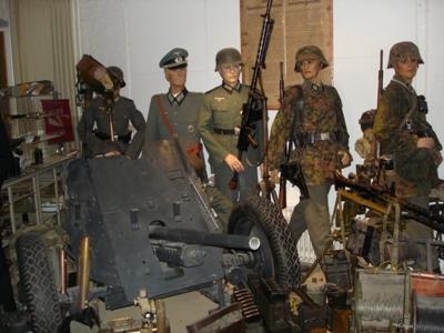 Oorlogsmuseum Ossendrecht