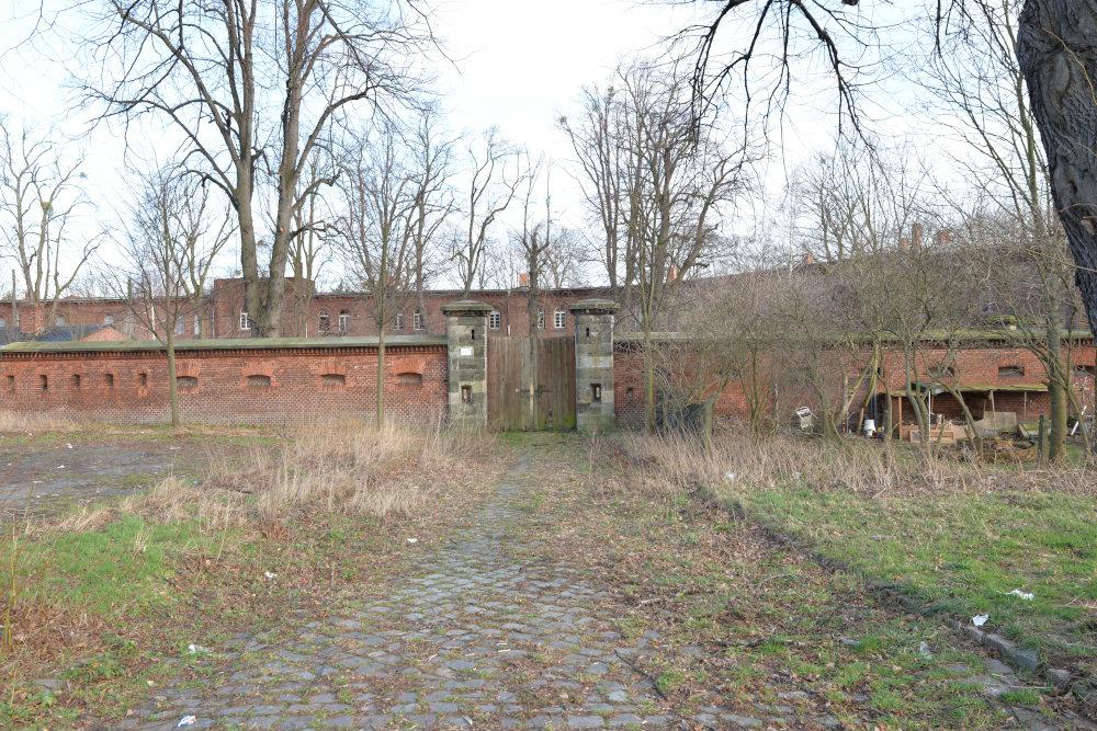 Wehrmachtsprison Brückenkopf - Torgau - TracesOfWar.com