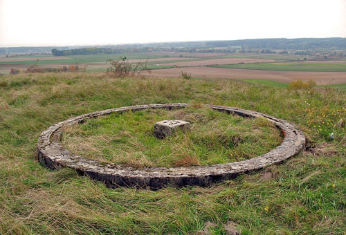 Festung Breslau - Fundament