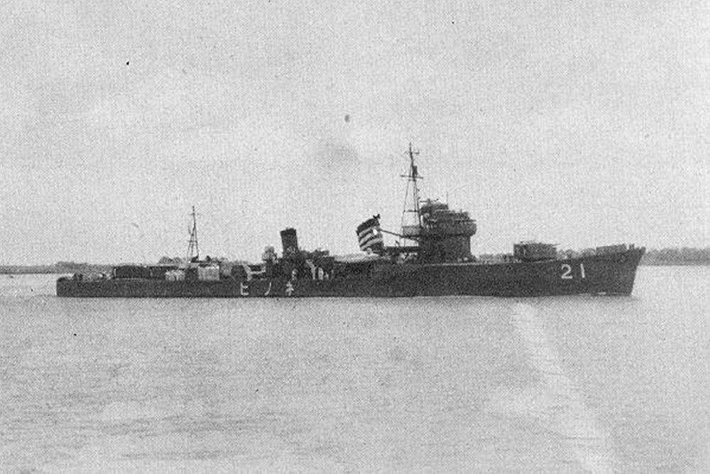 Shipwreck HIJMS