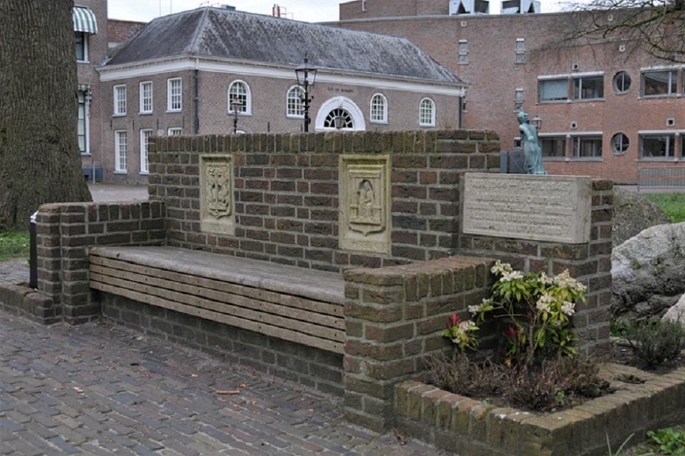 Monument Texel-Bank Assen