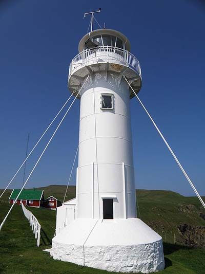 Lighthouse Akraberg