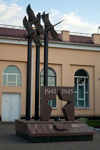 Mass Grave Soviet Soldiers 6th Assault Battalion