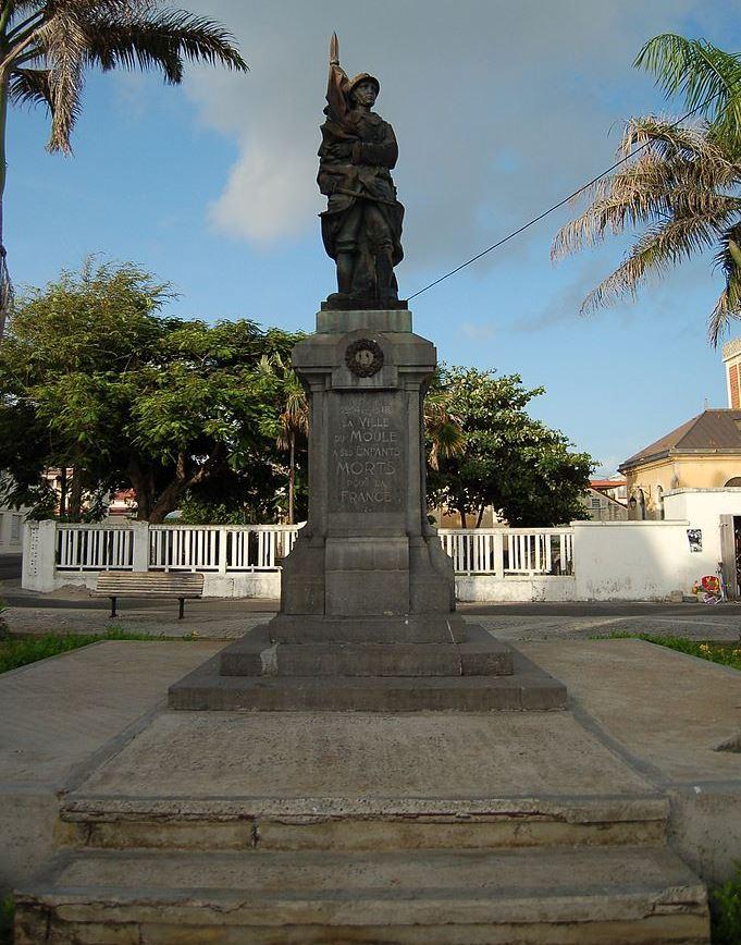 World War I Memorial Le Moule
