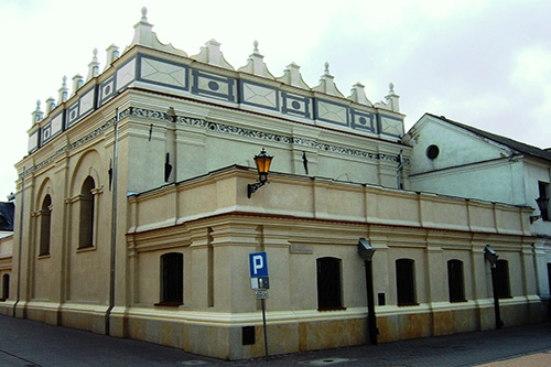Synagogue Zamosc
