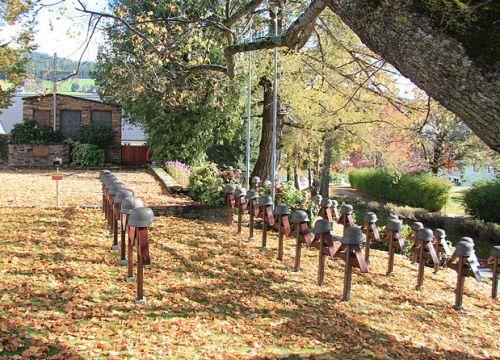 Duitse Oorlogsbegraafplaats Sankt Jakob im Walde