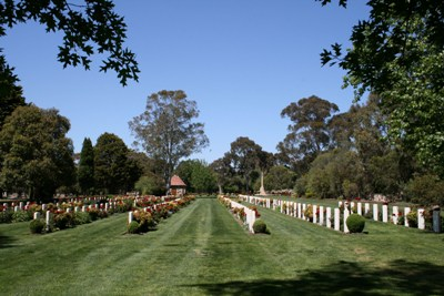 Commonwealth War Cemetery Springvale