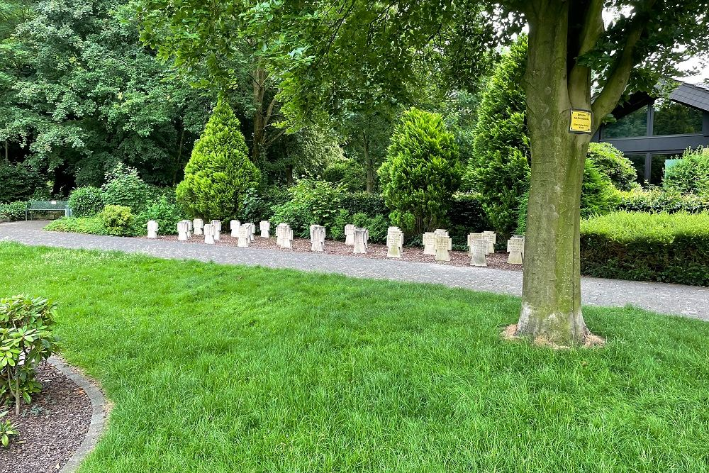 German War Graves Osterwick