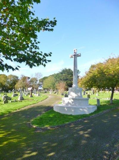 War Memorial Weymouth Cemetery